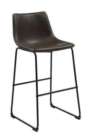 Basic Black Stool