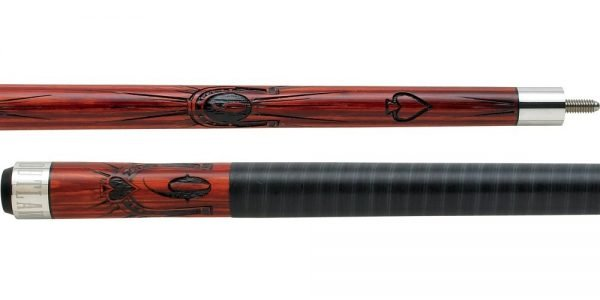 Outlaw 9 Ball - Cherry Stained