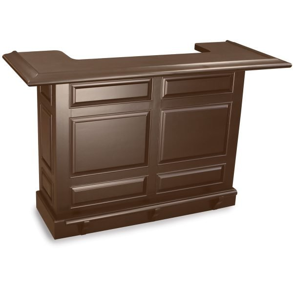 Imperial Bar Antique Walnut