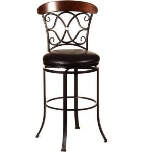 Dunmore Swivel Stool