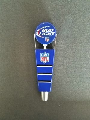Budlight NFL Tap - Small