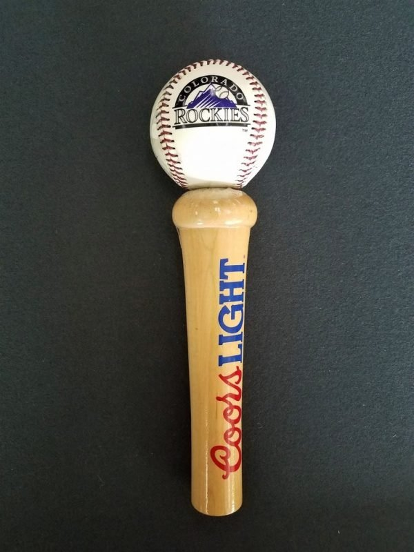 Coors Light Baseball Tap