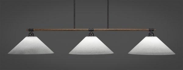 Black Smith Lights White