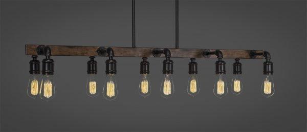 Portland with Bulbs