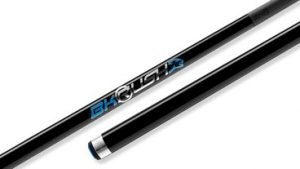 Predator Black BK Rush Break Cue - No Wrap