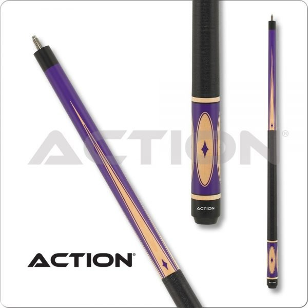 Action Purple Diamond