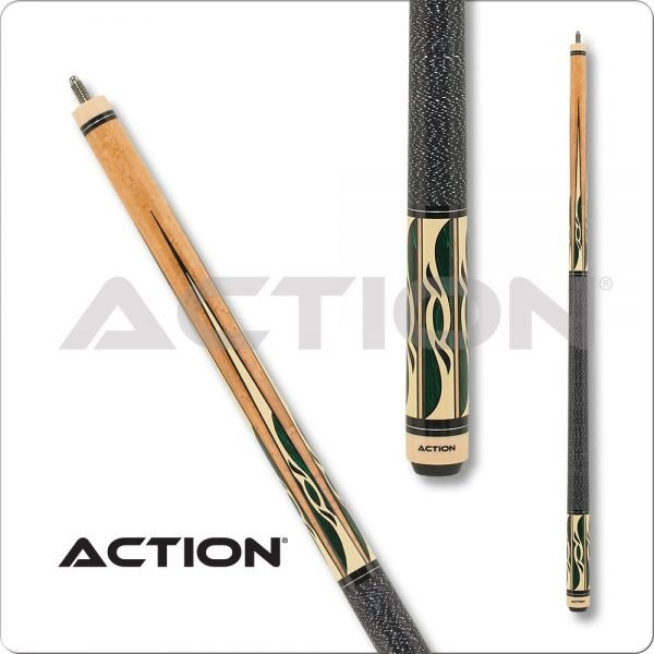 Action Green Swirl
