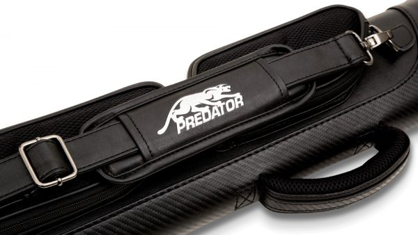 Predator Sport 2 x 4 Black Hard Case