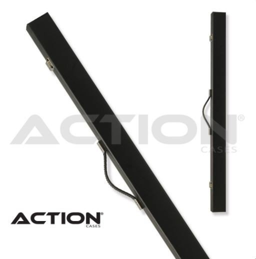 Action 1x1 Black Box Cue Case