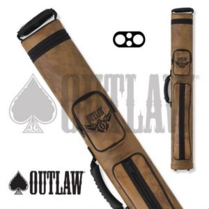 Outlaw 2x2 Hard Cue Case