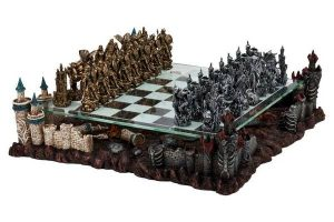 Fantasy Chess Set
