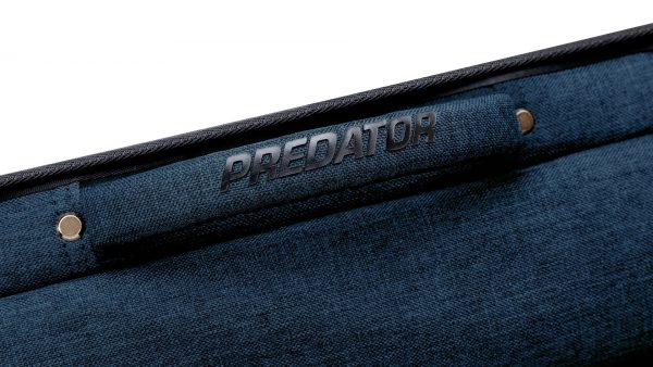 Predator Urbain Blue Hard Pool Cue Case - 2 Butts x 4 Shafts