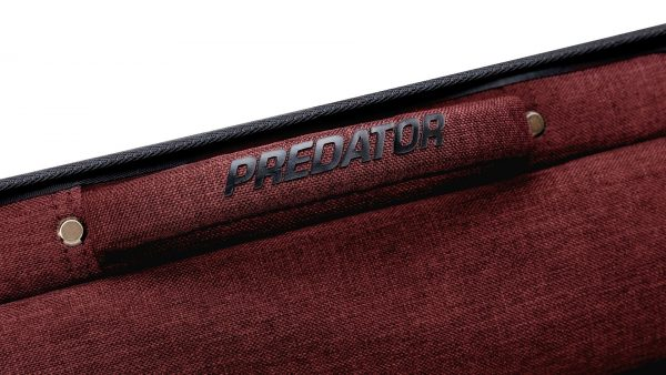 Predator Urbain Red Soft Pool Cue Case - 2 Butts x 4 Shafts