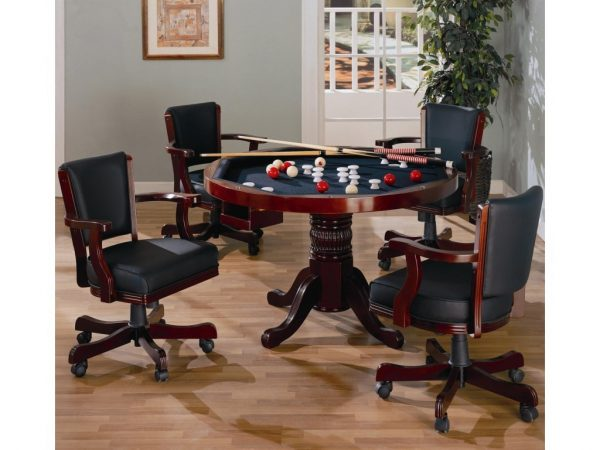 Amberwood Game Table