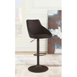 Slim Adjustable Barstool