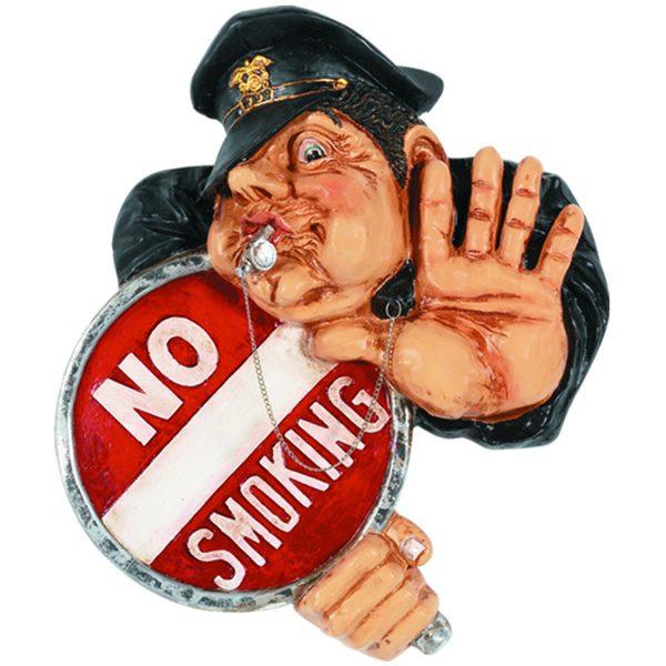 No Smoking Officer