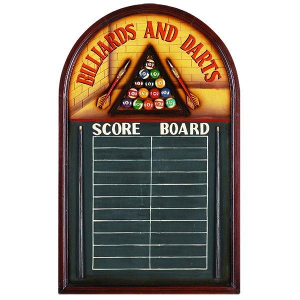 Billiards and Darts
