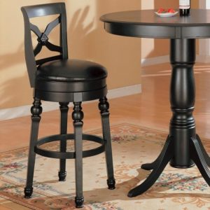 Lathrop Swivel Stool