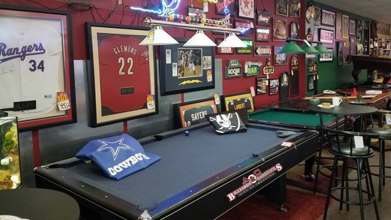 New or Used Pool Table