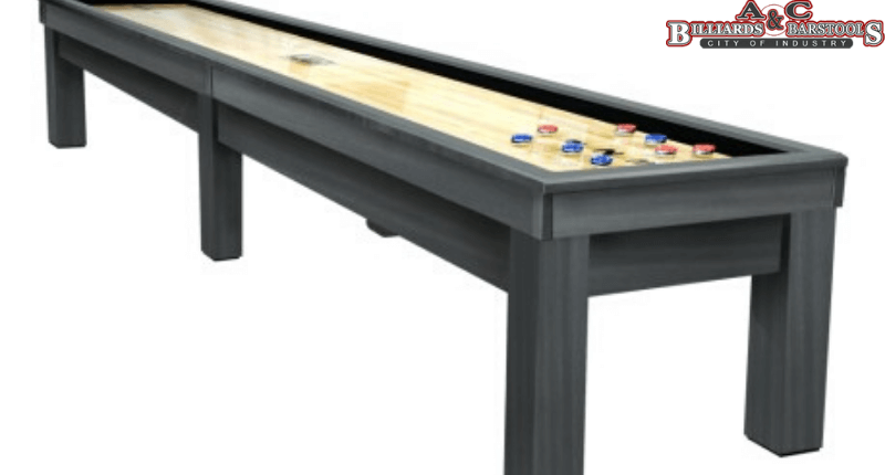 Shuffleboard Game Rules