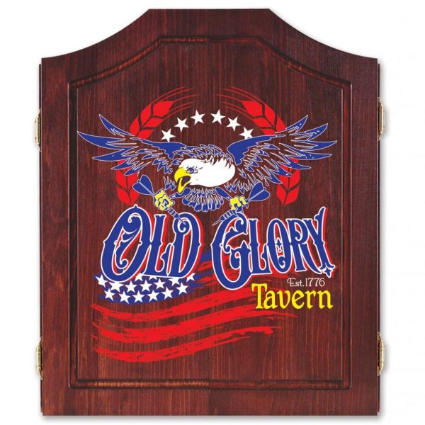 Old Glory Cabinet