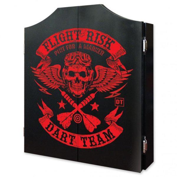 Flight Risk Dart Cabinet