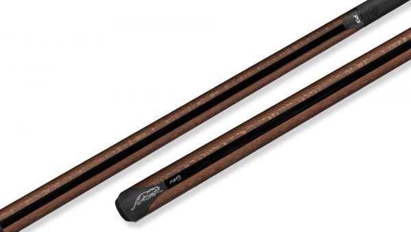 Predator Limited P3 Leopard Wood Pool Cue - No Wrap