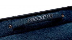Predator Urbain Blue Hard Pool Cue Case - 3 Butts x 5 Shafts