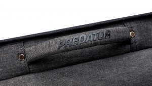 Predator Urbain Dark Grey Hard Pool Cue Case - 3 Butts x 5 Shafts
