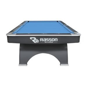 RASSON OX 8-FOOT COMMERCIAL POOL TABLE